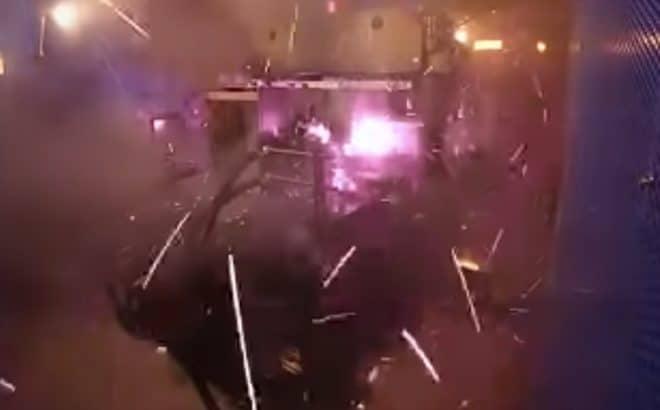 Capture écran de la vidéo d'un laboratoire au Japon