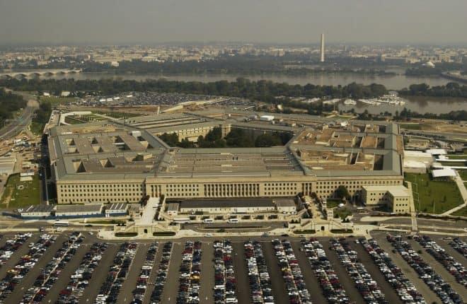 Le Pentagone.