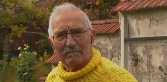 Raymond Mondet, alias Nicolas le Jardinier, en 2009/2010