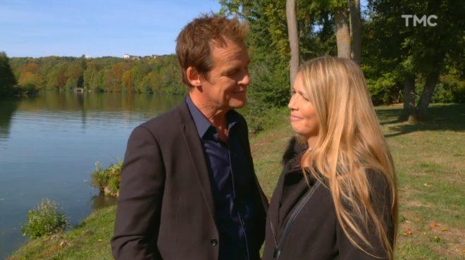 """Peter et Hélène (Les Mystères de l'Amour saison 19, épisode 9 """"Radio poursuite"""")"""