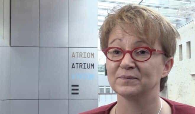 Nathalie Appéré, maire de Rennes.