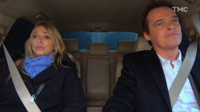 """Hélène et Peter (Les Mystères de l'Amour saison 19, épisode 23 """"Des sourires et des larmes"""")"""