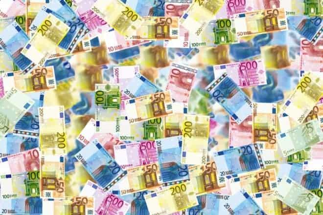 Des billets d'euros. Image d'illustration.