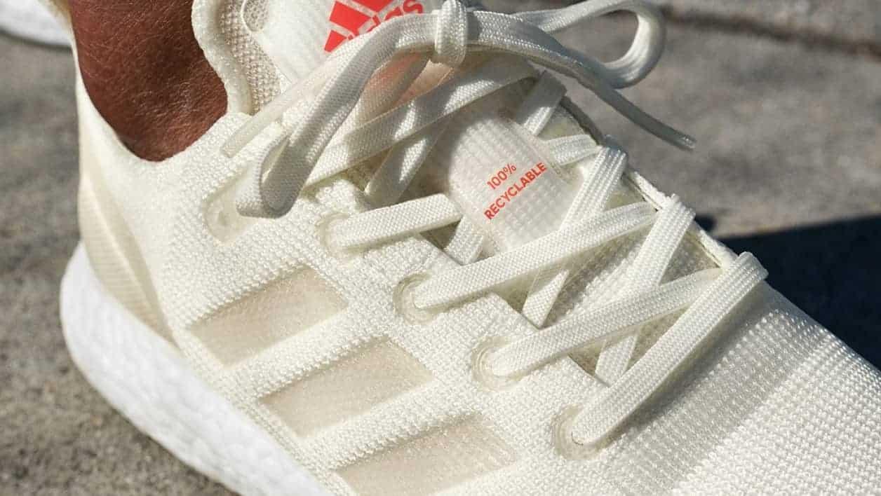 Adidas a présenté sa première chaussure 100 % recyclable