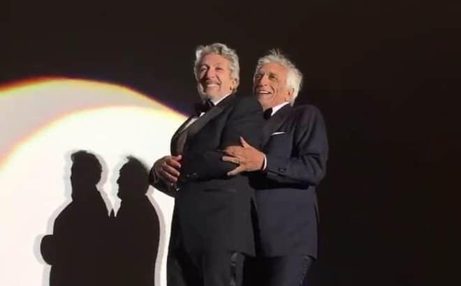 Alain Chabat et Gérard Darmon redansent la Carioca, 25 ans après