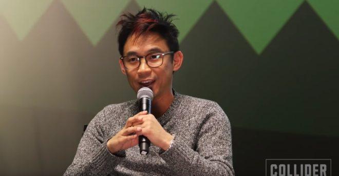 Le réalisateur James Wan en interview (2018)