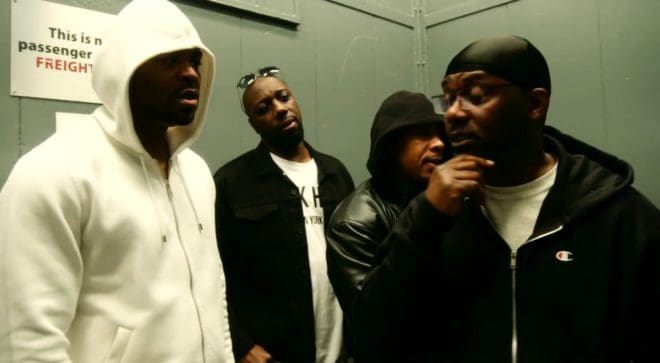 Method Man, Inspectah Deck, U-God, Masta Killa en interview (2019)