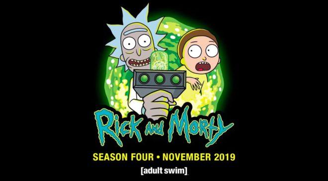 Rick & Morty, saison 4