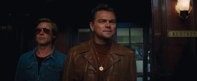 Capture écran de la bande-annonce de Once Upon A Time...In Hollywood.