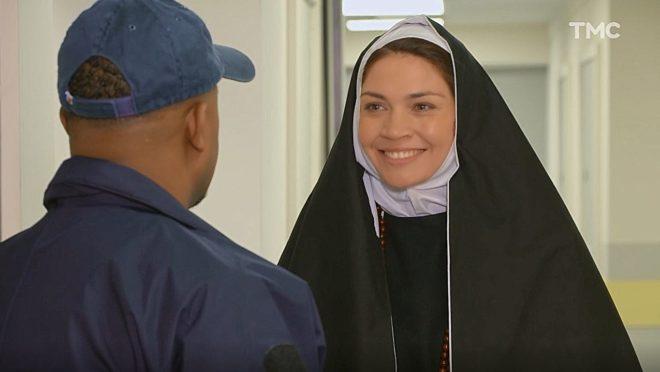 """Tania (Les Mystères de l'Amour saison 20, épisode 16 """"Complots"""")"""