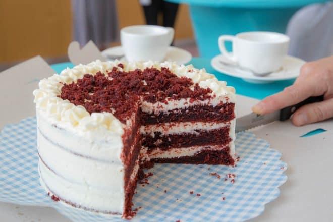 Un gâteau. Image d'illustration.