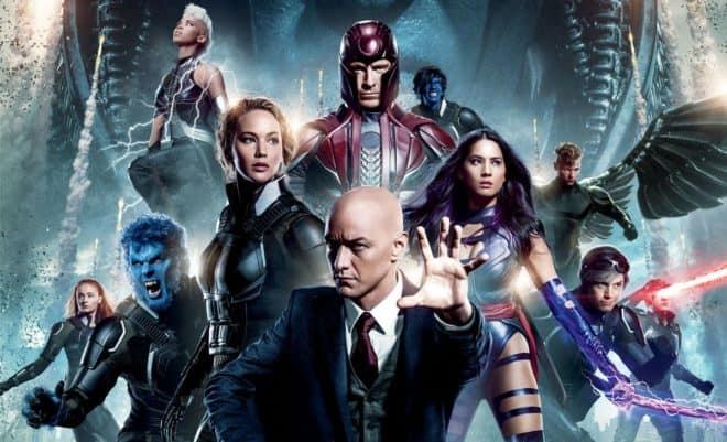 "Affiche du film ""X-Men: Apocalypse"""