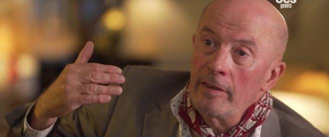 Jacques Audiard en interview (2018)