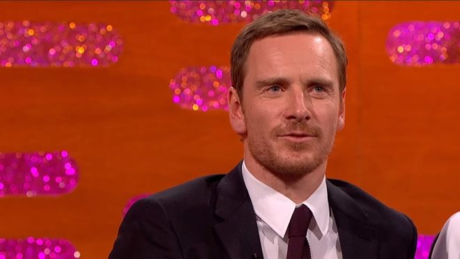 Michael Fassbender en interview