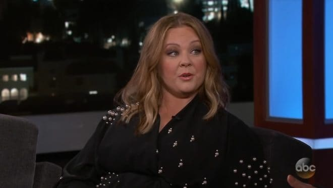 Melissa McCarthy en interview (2018)