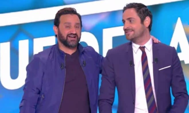 Cyril Hanouna/Camille Combal