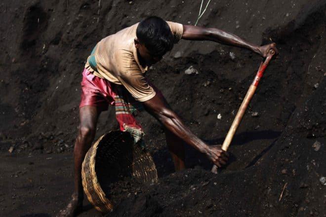 Un travailleur, image d'illustration