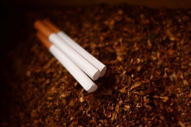 Des cigarettes. Image d'illustration.