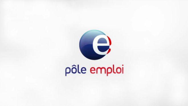 Le logo Pôle emploi. Image d'illustration.
