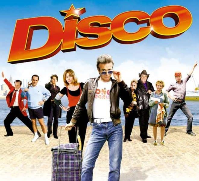 """L'affiche de """"Disco"""""""