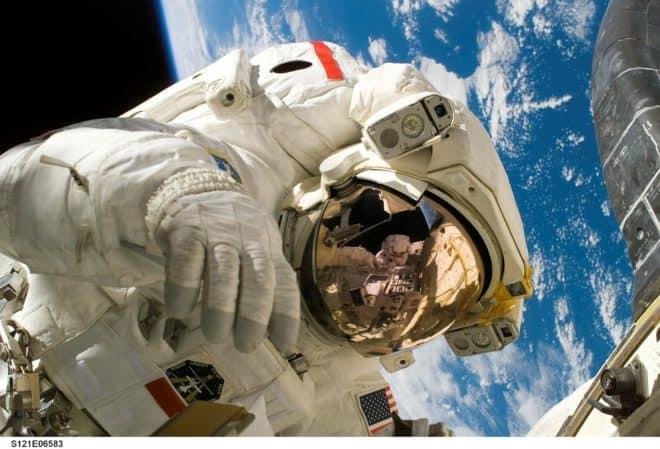 Un astronaute. Image d'illustration.