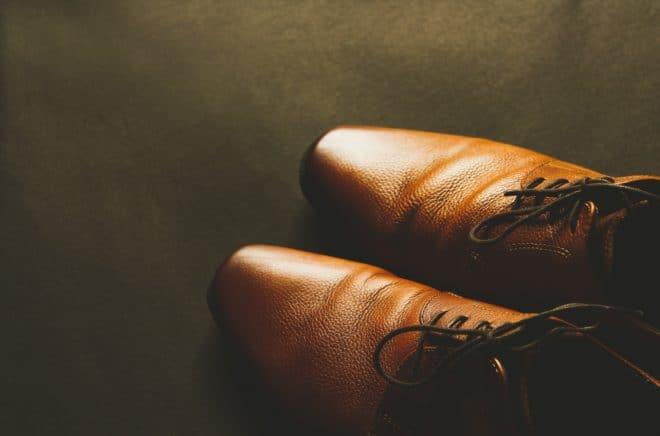 Illustration. Une paire de chaussures.