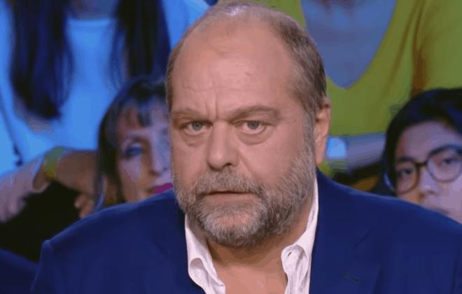 Maître Eric Dupond-Moretti dans l'émission C Politique en octobre 2018.