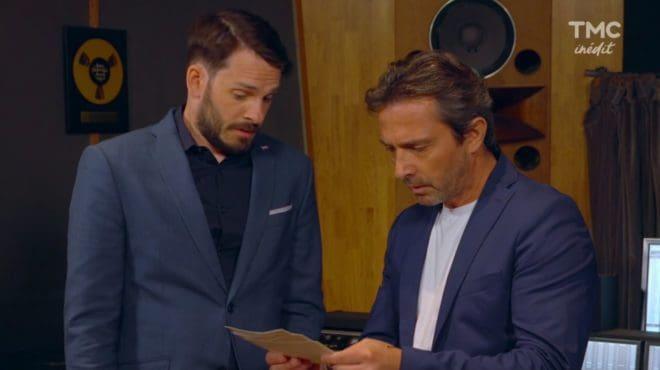 """Éric et Christian (Les Mystères de l'Amour saison 21, épisode 1 """"Royale performance"""")"""