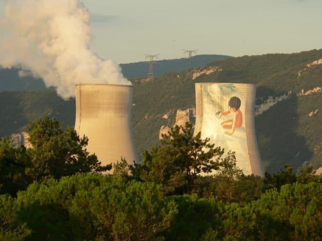 La centrale nucléaire de Cruas, en Ardèche.