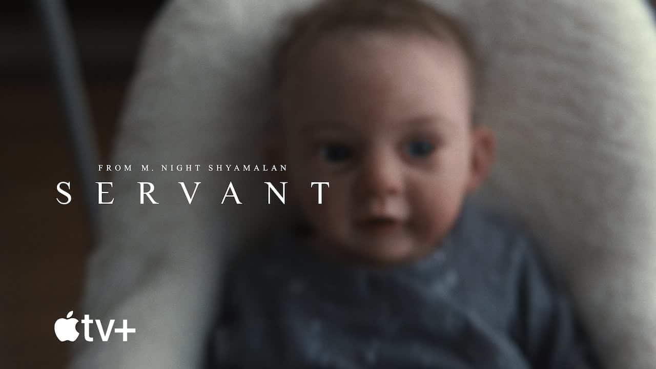 """Premières images pour """"Servant"""", série exclusive à Apple TV+ produite par Night Shyamalan"""