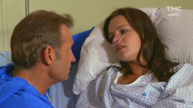 """Jimmy et Sophie (Les Mystères de l'Amour saison 21, épisode 13 """"Aveux difficiles"""")"""