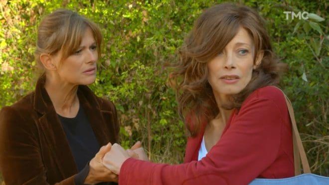 """Laly et Lola (Les Mystères de l'Amour saison 21, épisode 14 """"Par le feu"""")"""