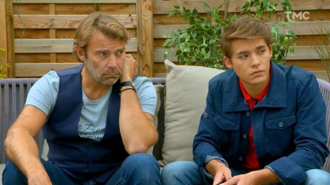 """Nicolas et Nicky (Les Mystères de l'Amour saison 21, épisode 15 """"Apocalypse bientôt"""")"""