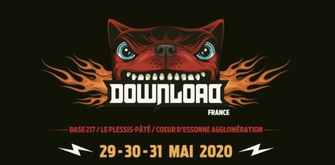 Le festival Download.