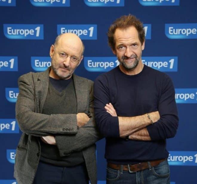 Stéphane de Groodt et Gilles Gaston-Dreyfus