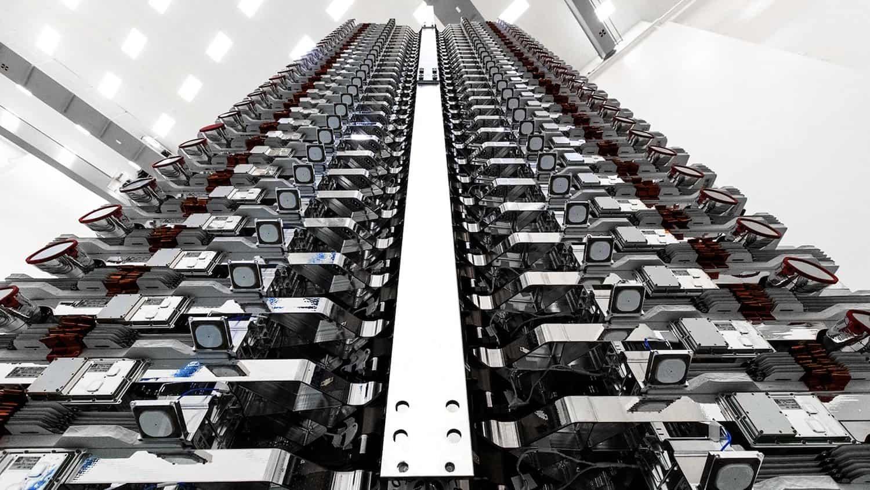 SpaceX souhaite envoyer 30.000 satellites de plus dans sa constellation Starlink