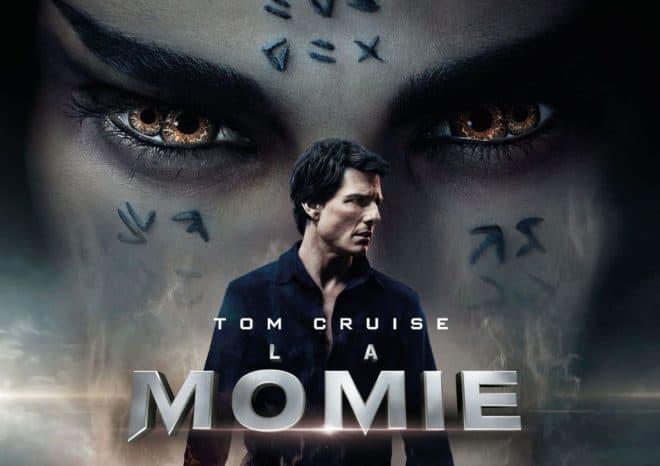 """Affiche de """"La Momie"""" (2017)."""