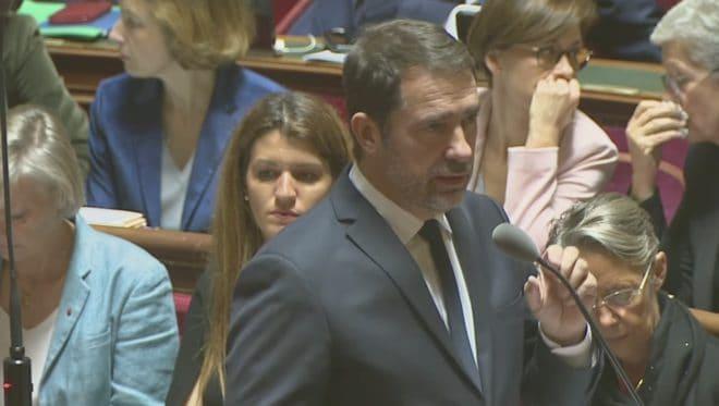 Christophe Castaner, l'une des personnalités en lice pour le Prix de l'humour politique.