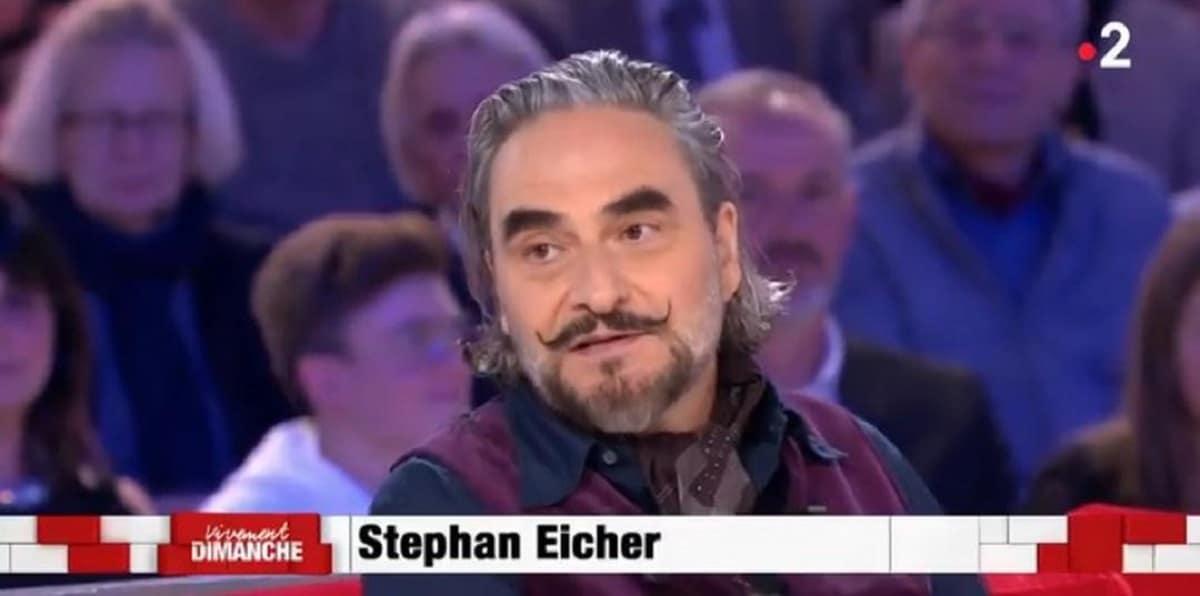 Stephan Eicher explique sa longue absence par un conflit avec l'industrie du disque