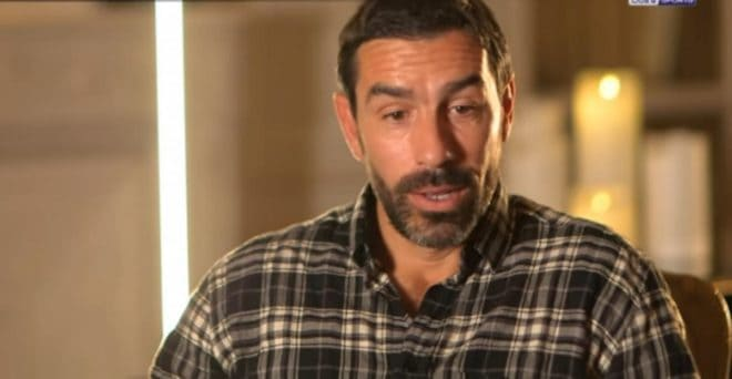 Robert Pirès en interview