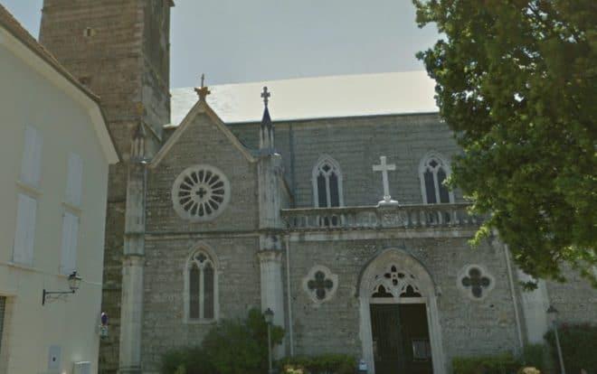L'église Saint-Jean de Tarbes.