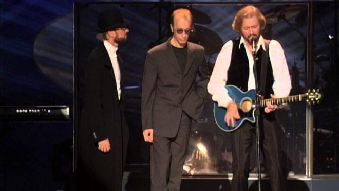 Maurice, Robin et Barry Gibb (1997)