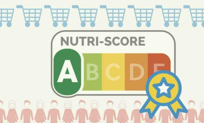 Le Nutri-Score.