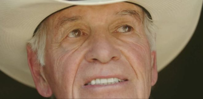 Robert Norris, qui a prêté ses traits au cow-boy Marlboro.