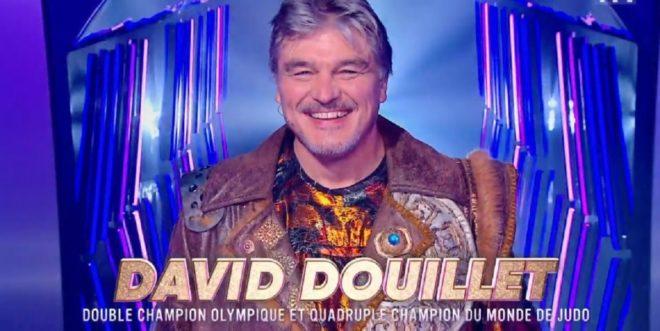 David Douillet sur TF1