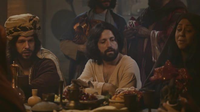 """Extrait du film """"La première tentation du Christ"""" diffusée sur Netflix."""