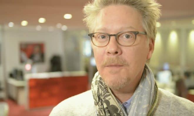 Sébastien Demorand en 2013.