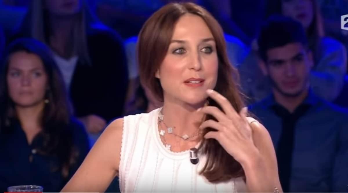 """Ex-couple… La comédienne Elsa Zylberstein a été """"folle dingue"""" d'un humoriste"""