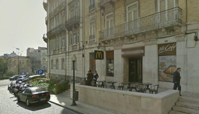 C'est dans ce restaurant de la capitale portugaise que la touriste a été poignardée.