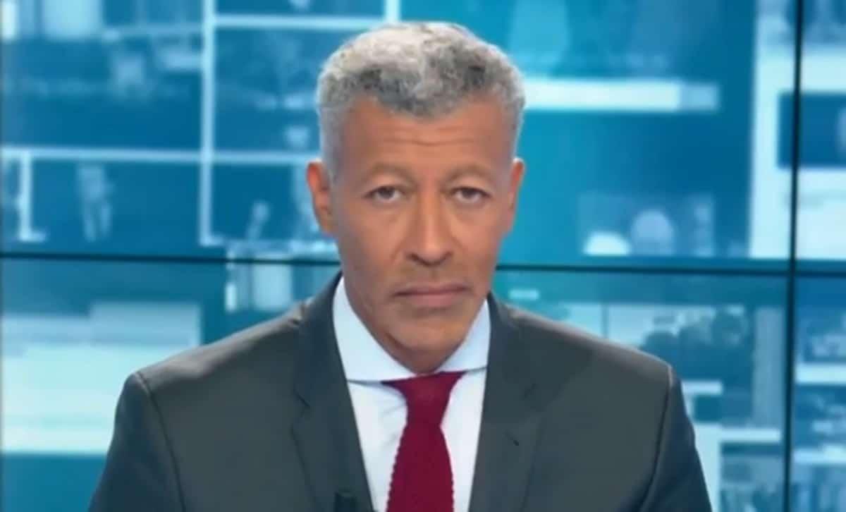 """Le présentateur de BFMTV Rachid M'Barki co- présentera """"Faites entrer l'accusé"""""""